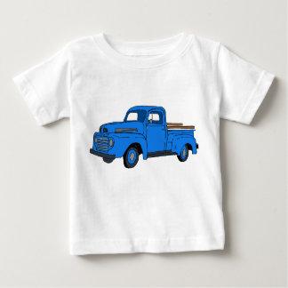 Vintage Blue Truck Child's Shirt