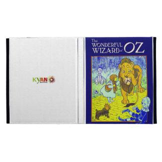 Vintage Book Cover/OZ iPad Folio Cases