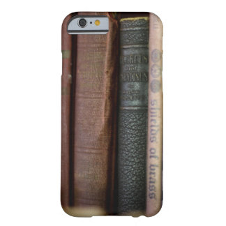 Vintage Books All In A Row Barely There iPhone 6 Case