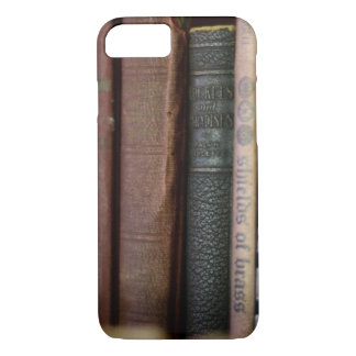 Vintage Books All In A Row iPhone 7 Case