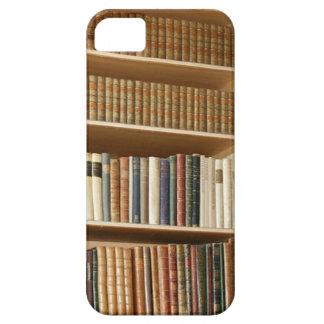 Vintage Books & BookShelf iPhone 5 Case