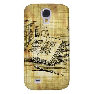 Vintage Books Galaxy S4 Case