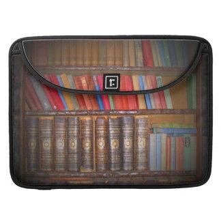 Vintage Books Sleeve For MacBook Pro
