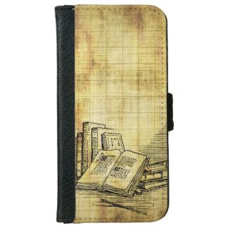 Vintage Books iPhone 6 Wallet Case
