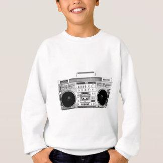 vintage boombox sweatshirt
