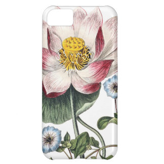 Vintage botanical illustration iPhone 5C case