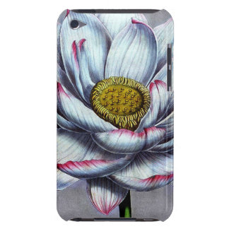 Vintage Botanicals Indian Lotus Flower iPod Touch Case-Mate Case