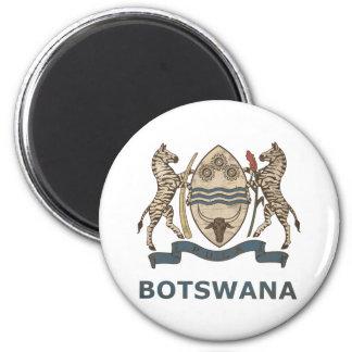 Vintage Botswana Magnet