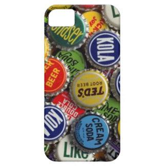 Vintage Bottle Cap - iPhone 5 Case