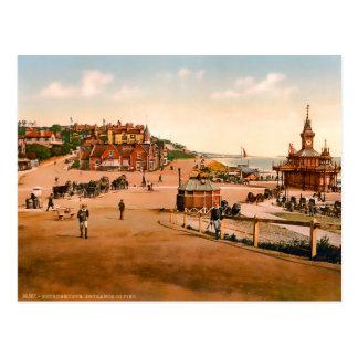 Vintage Bournemouth Dorset England Postcard