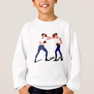 vintage boxing gifts sweatshirt