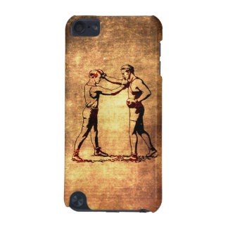 Vintage boxing men iPod touch 5G cover