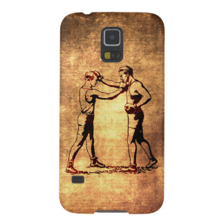 Vintage boxing men cases for galaxy s5