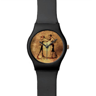 Vintage boxing men wristwatches