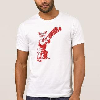 vintage boxing tshirt foxy
