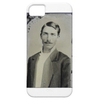 Vintage Boyfriend Barely There iPhone 5 Case