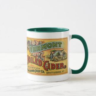Vintage Brattleboro Jelly Boiled Cider Vermont Mug