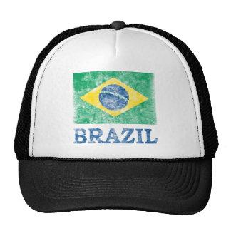 Vintage Brazil Cap