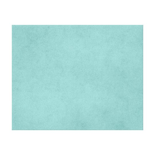 Vintage Bright Aqua Blue Green Paper Parchment Canvas