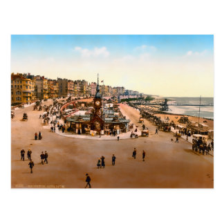 Vintage Brighton Sussex England Postcard