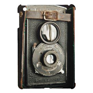 Vintage Brillant Camera iPad Mini Case