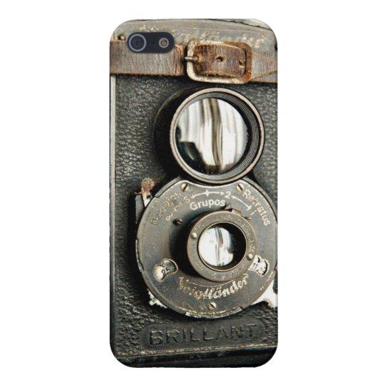 Vintage Brillant Camera iPhone 5 Case