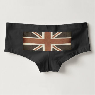 Vintage British Flag Hot Shorts