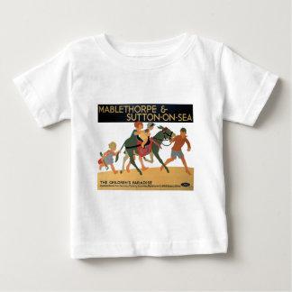 Vintage British Railway Apparel Baby T-Shirt
