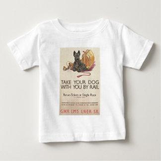 Vintage British Railway Apparel Infant T-Shirt