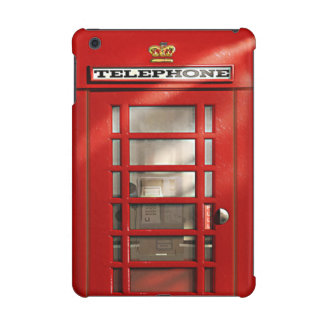 Vintage British Red Telephone Box