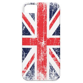 Vintage British UK Flag iPhone 5 Case