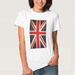 Vintage British Union Jack Flag Tshirt
