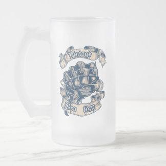 Vintage Bro Fist Mug