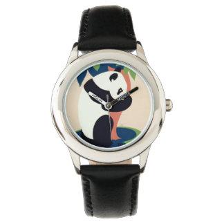 """Vintage """"Brookfield Zoo"""" art watch"""