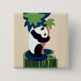 "Vintage ""Brookfield Zoo"" button"