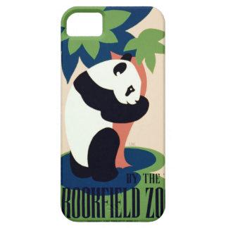 """Vintage """"Brookfield Zoo"""" iPhone case"""