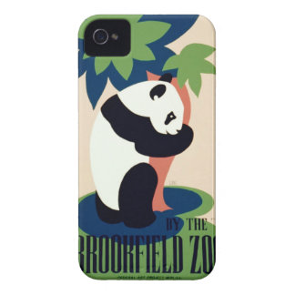 "Vintage ""Brookfield Zoo"" iPhone case"
