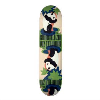 """Vintage """"Brookfield Zoo"""" skateboard"""