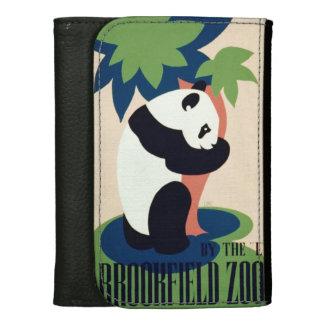 """Vintage """"Brookfield Zoo"""" wallets"""