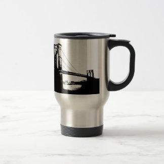 Vintage Brooklyn Bridge Mugs