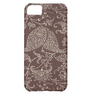 Vintage Brown Paisley Case-Mate iPhone 5 iPhone 5C Case