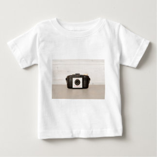 Vintage Brownie 127 Camera Baby T-Shirt