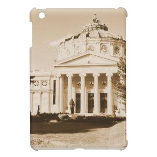 Vintage Bucharest iPad Mini Case