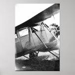 Vintage Buhl Aircraft - Marysville Michigan Poster