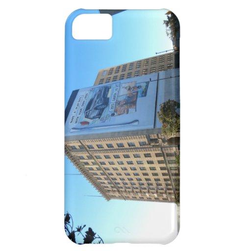 Vintage Building In Downtown LA iPhone 5C Case