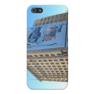 Vintage Building In Downtown LA iPhone 5 Cover