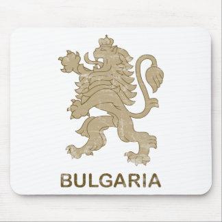 Vintage Bulgaria Mousepads