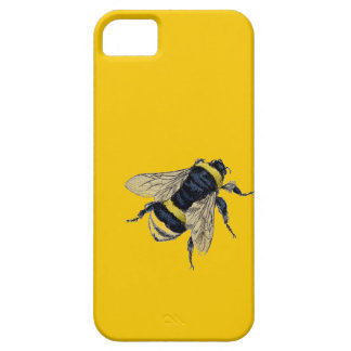 Vintage Bumble Bee iPhone 5 Case