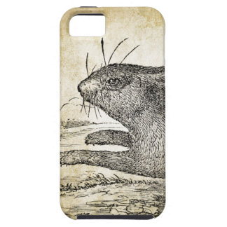 Vintage bunny iPhone 5 case