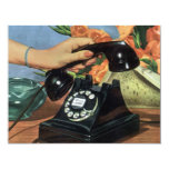 Vintage Business, Rotary Dial Telephone